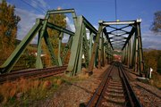 Geisingen, the Ulm-Donaueschingen railway line's bridge