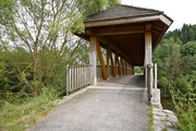 Immendingen, bicycle bridge