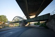 Nussdorf railway bridge 1.